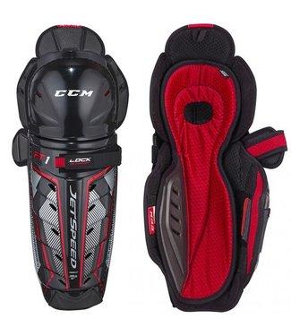 CCM Hockey - Canada SGFT1 Jetspeed FT1 Jr Shin Guards