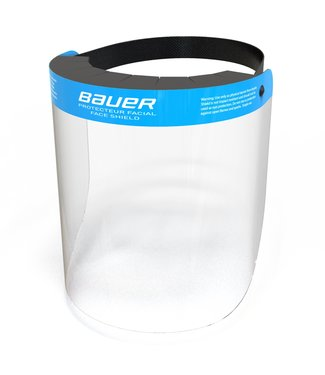 Bauer Hockey - Canada Bauer Anti-Fog Face Shield - One Size