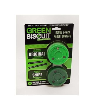 Green Biscuit Bonus 2-pack