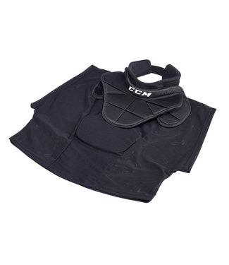 CCM Hockey - Canada BNQ Goalie Shirt Style Throat Collar Jr Neck Guard