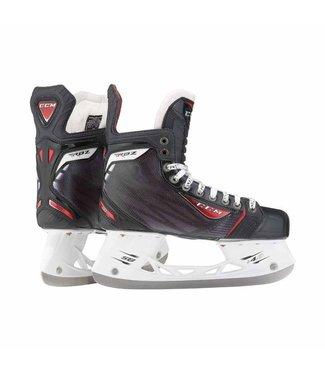 CCM Hockey - Canada SK80 YTH RBZ ICE SKATE CCM - D11 - MSRP $124.99