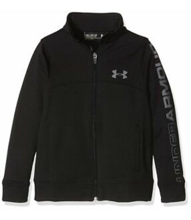 Ua Pennant Warm-up Jacket - Youth