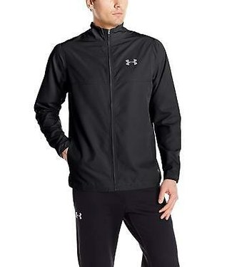 UA Vital Woven Warm Up Jacket - Adult