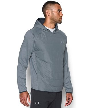 UA Swacket Insulated Popover Hoodie - Adult