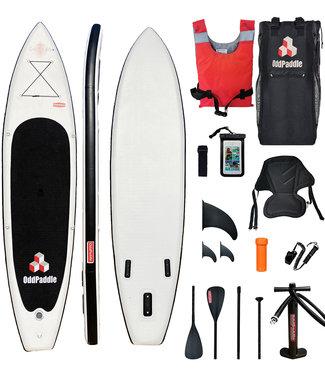 SHEN Boards iSUP Board - SKOKI Dual Cruiser