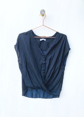 Mustard Seed Mineral Washed Shirt