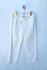 Molly Bracken White Woven Pant