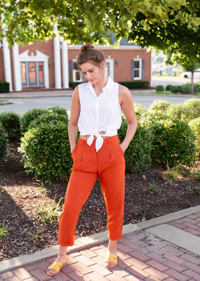 wishlist Rust Crop Pant