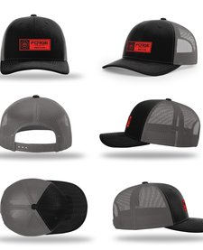 RED FLAG, TRUCKER HAT