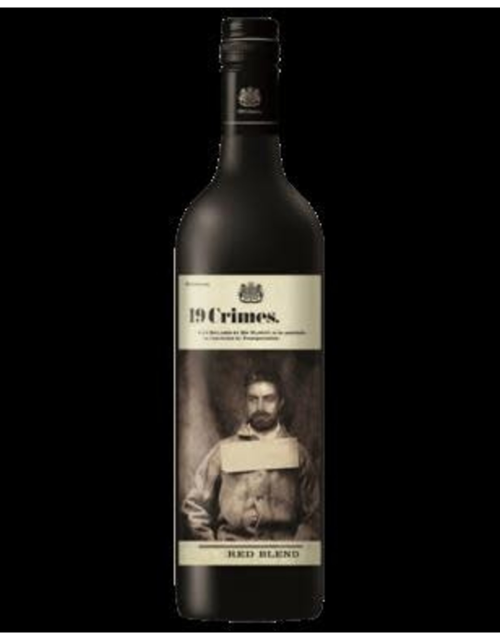 19 CRIMES RED BLEND 750ML 2013