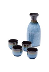 5-PIECE SAKE SET