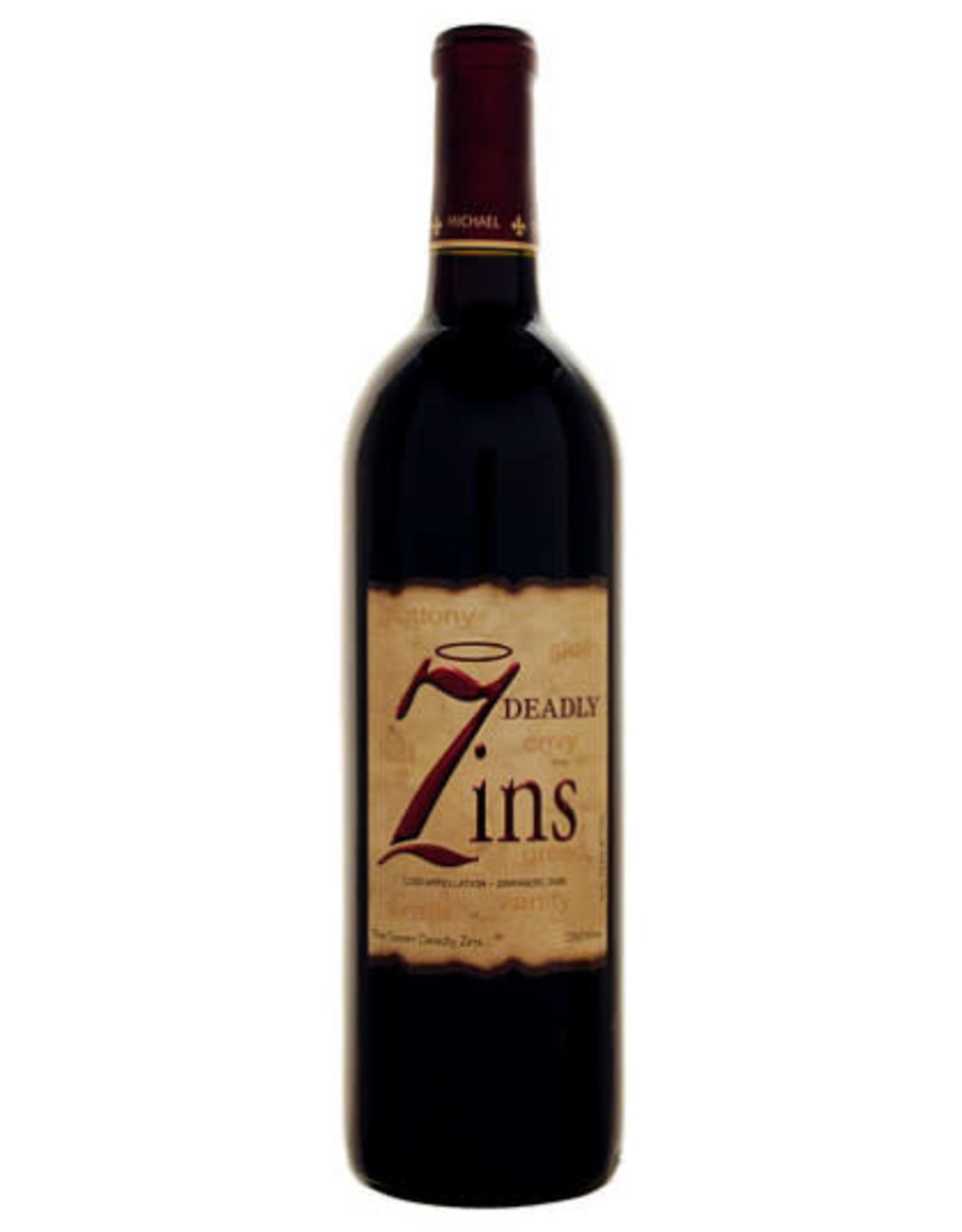 7 DEADLY ZINS ZINFANDEL 2015 750ML