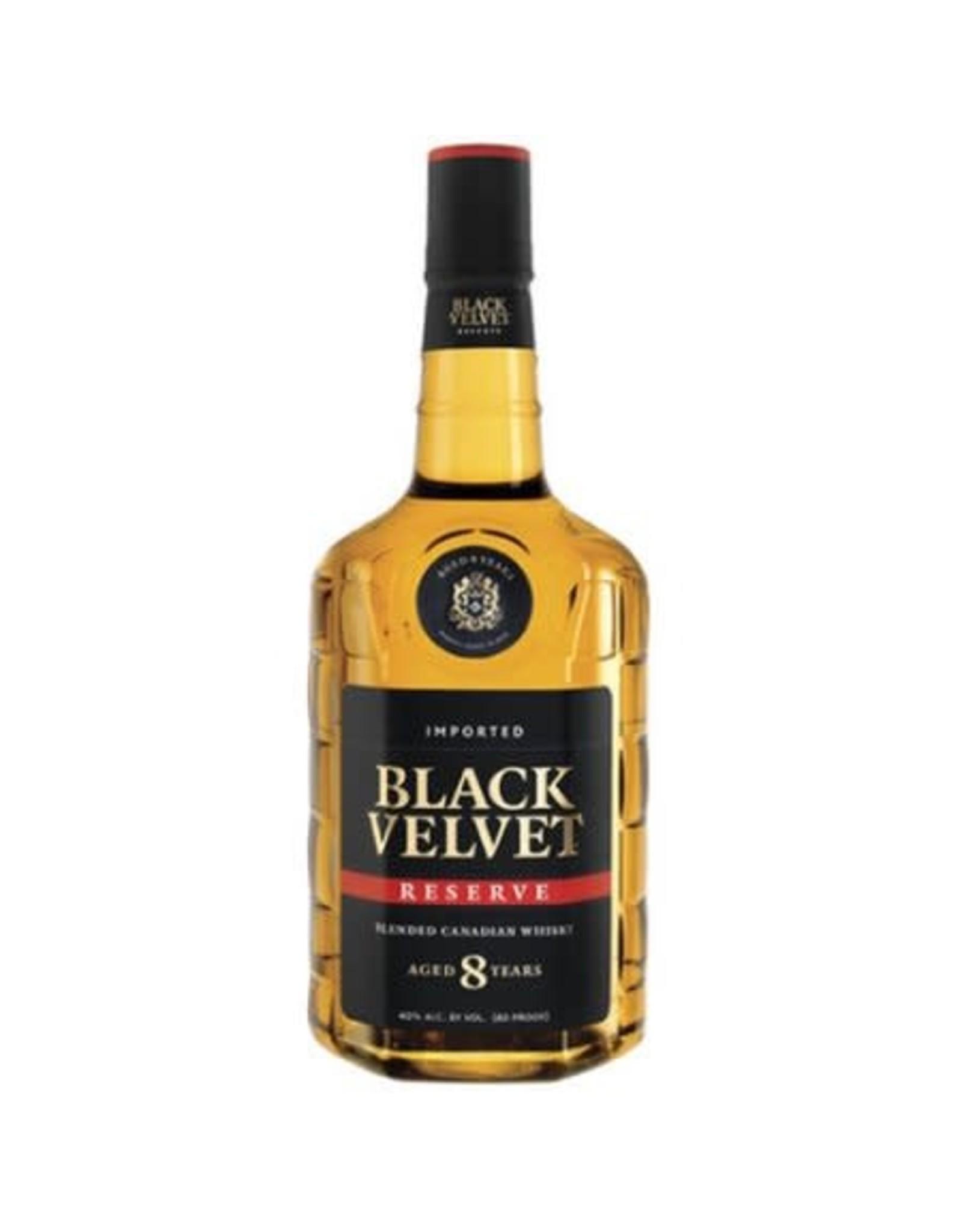 BLACK VELVET RESERVE 1.75L