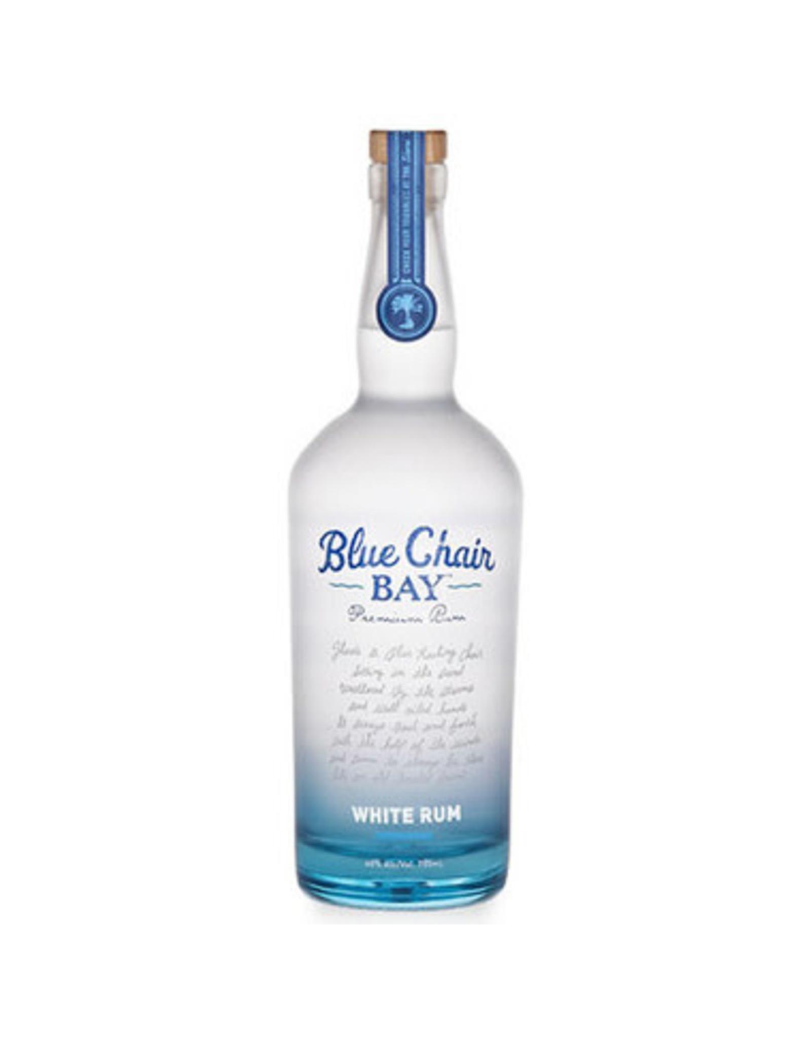 BLUE CHAIR WHITE RUM 750 ML