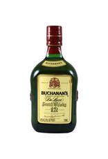 BUCHANANS 12YR SCOTCH 750ML