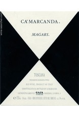 CA'MARCANDA MAGARI 2004 750ML