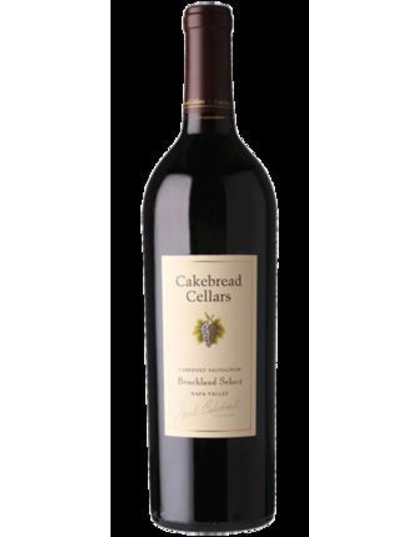 CAKEBREAD CELLARS 2010 BENCHLAND SELECT