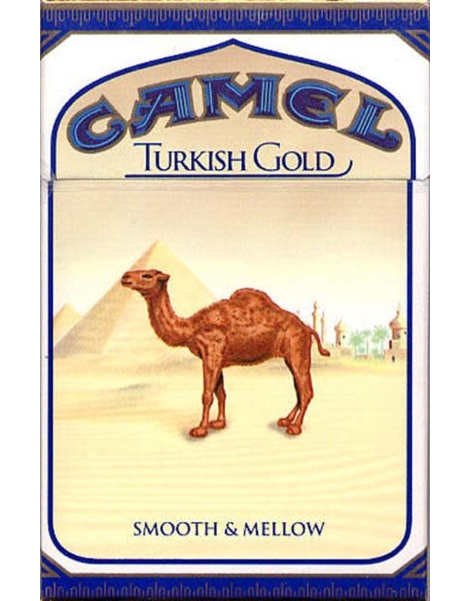 CAMEL TURKISH GOLD
