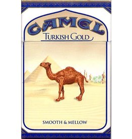 CAMEL TURKISH GOLD