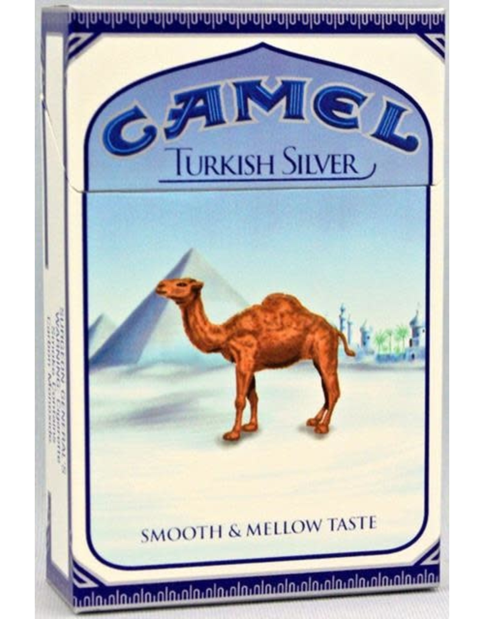 CAMEL TURKISH SILVER