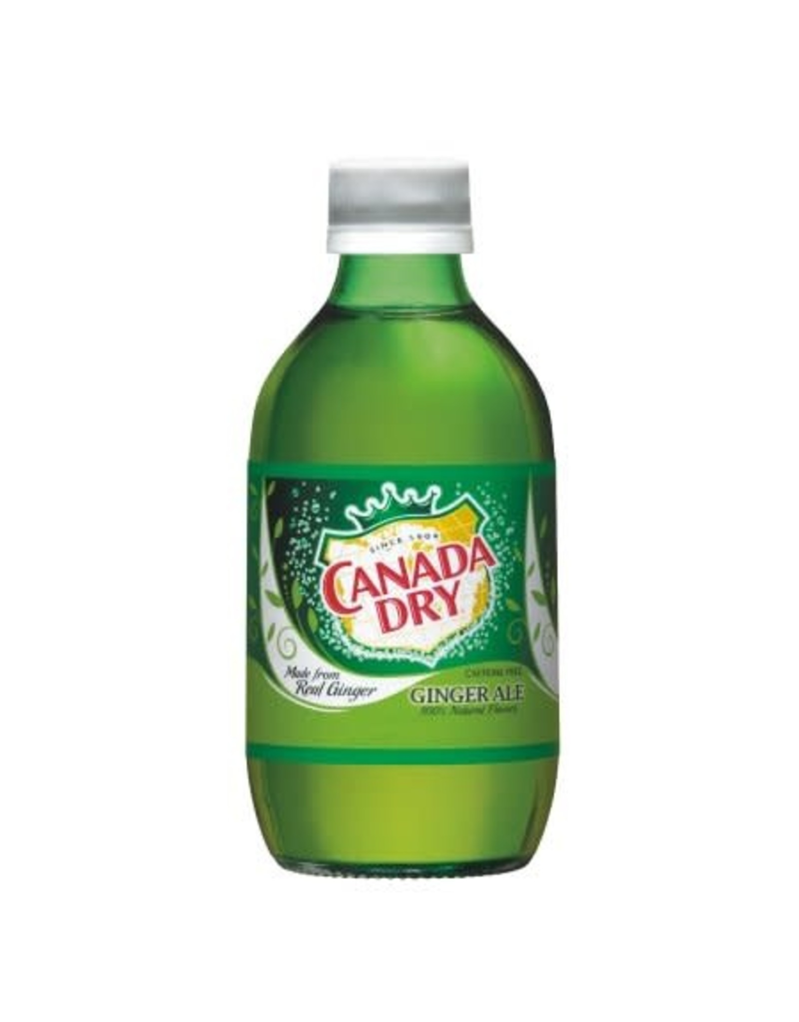 CANADA DRY GINGER ALE 10OZ