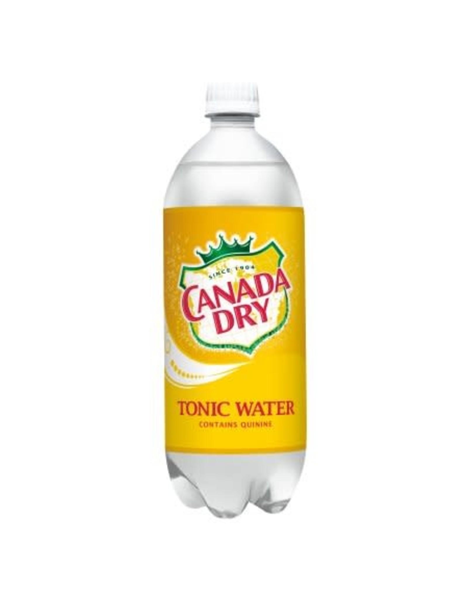 CANADA DRY TONIC 1L