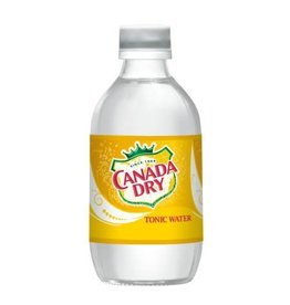 CANADA DRY TONIC WATER 10 OZ