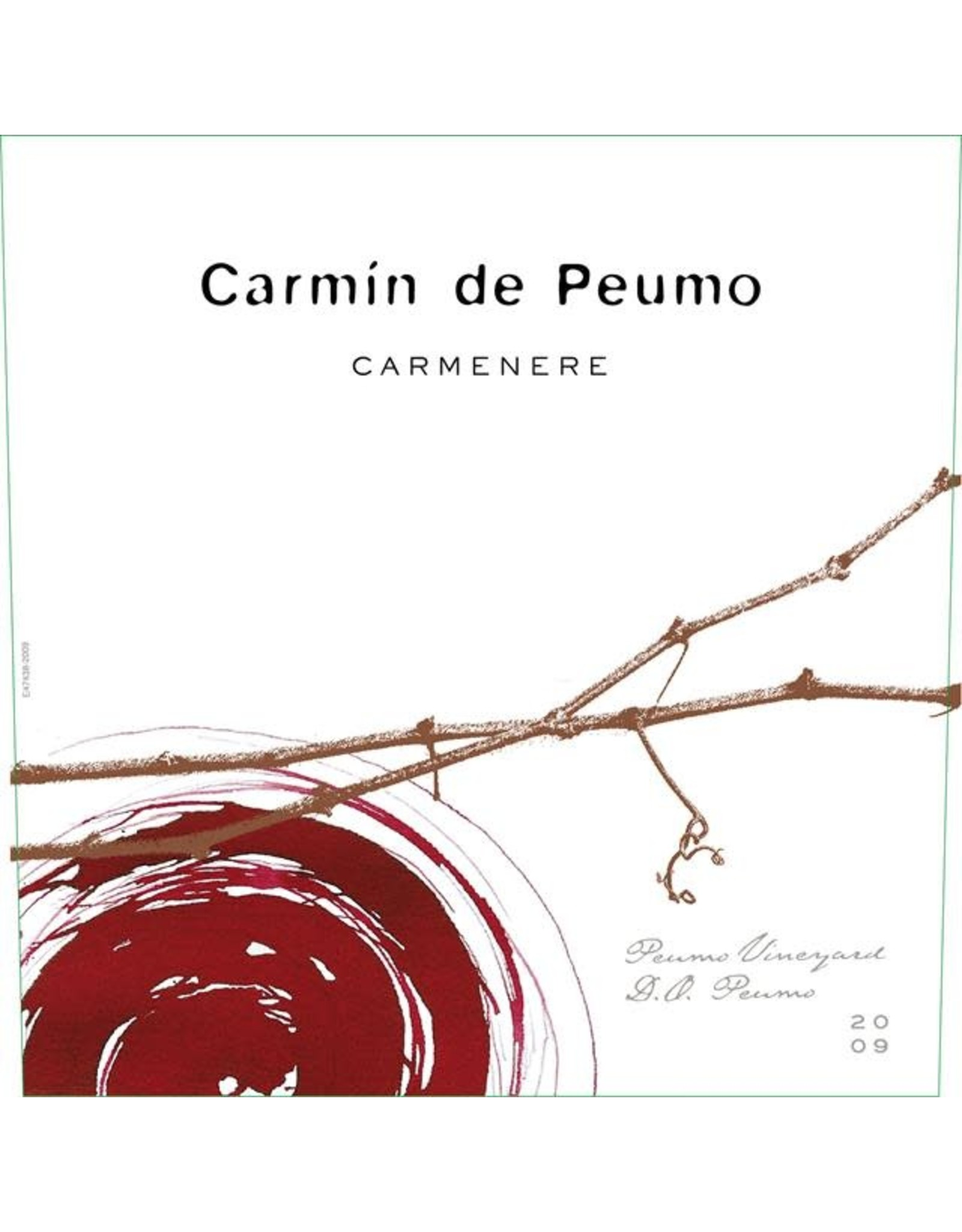CARMIN DE PEUMO
