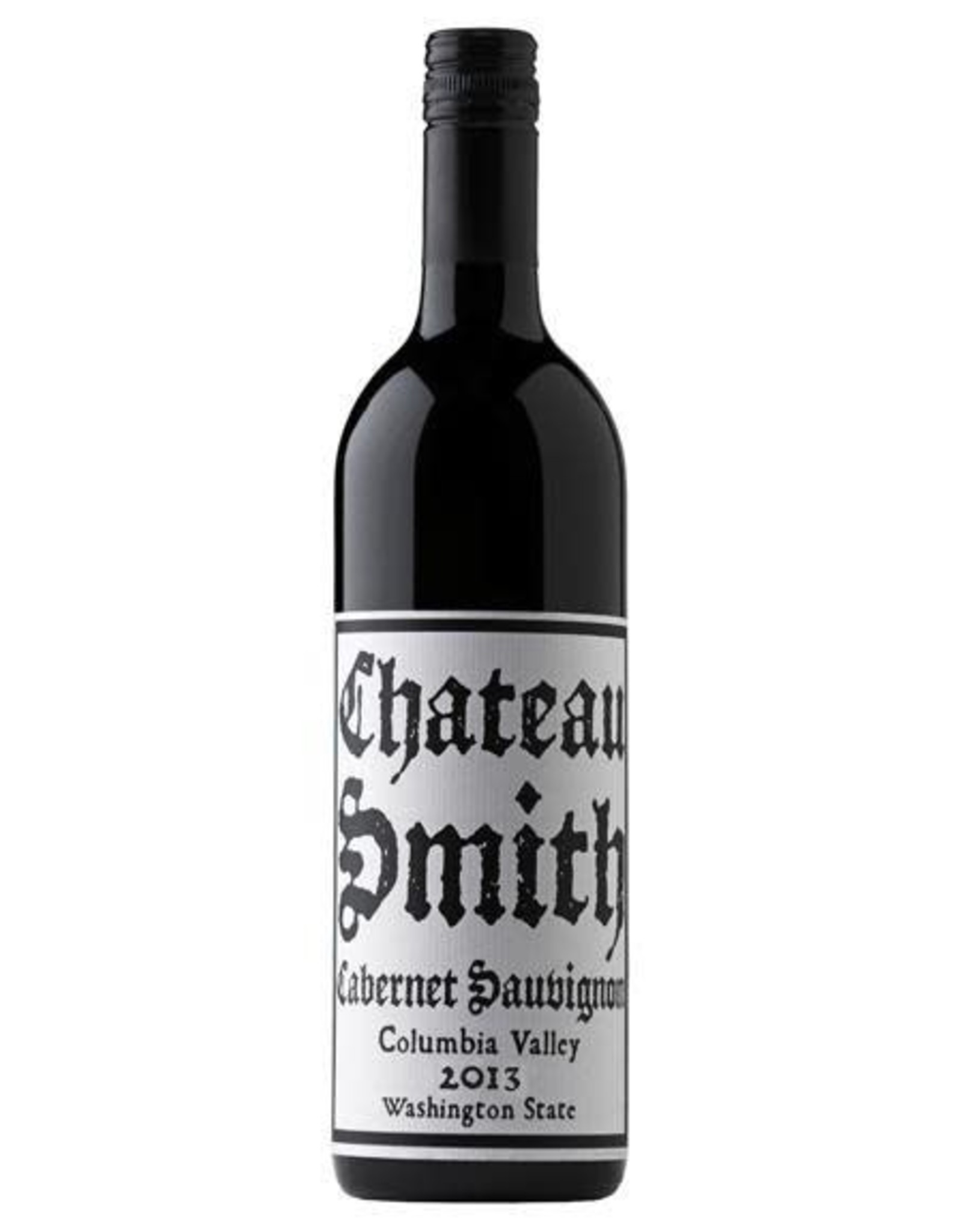 CHATEAU SMITH CABERNET SAUVIGNON 2014