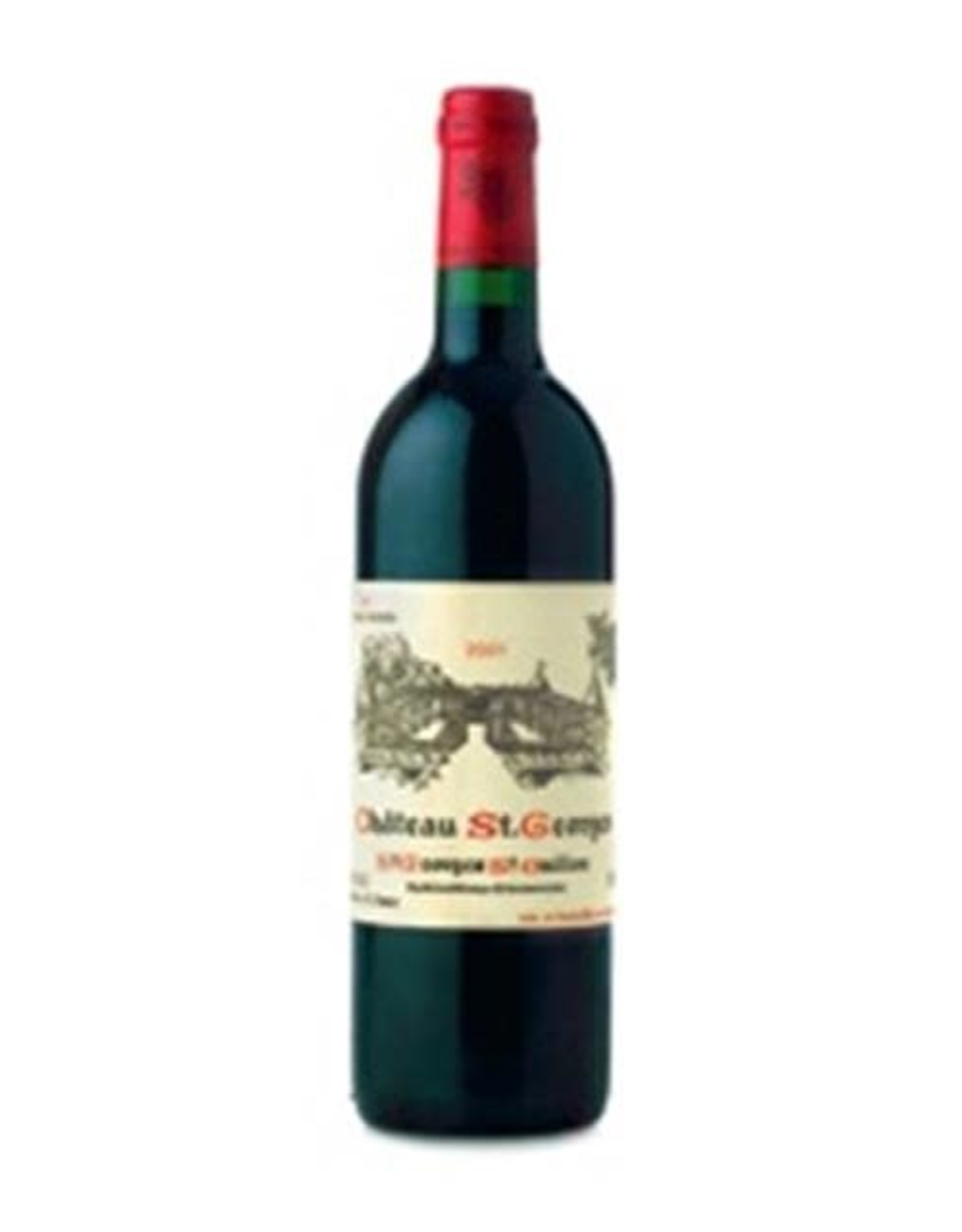 CHATEAU ST GEORGES 2015