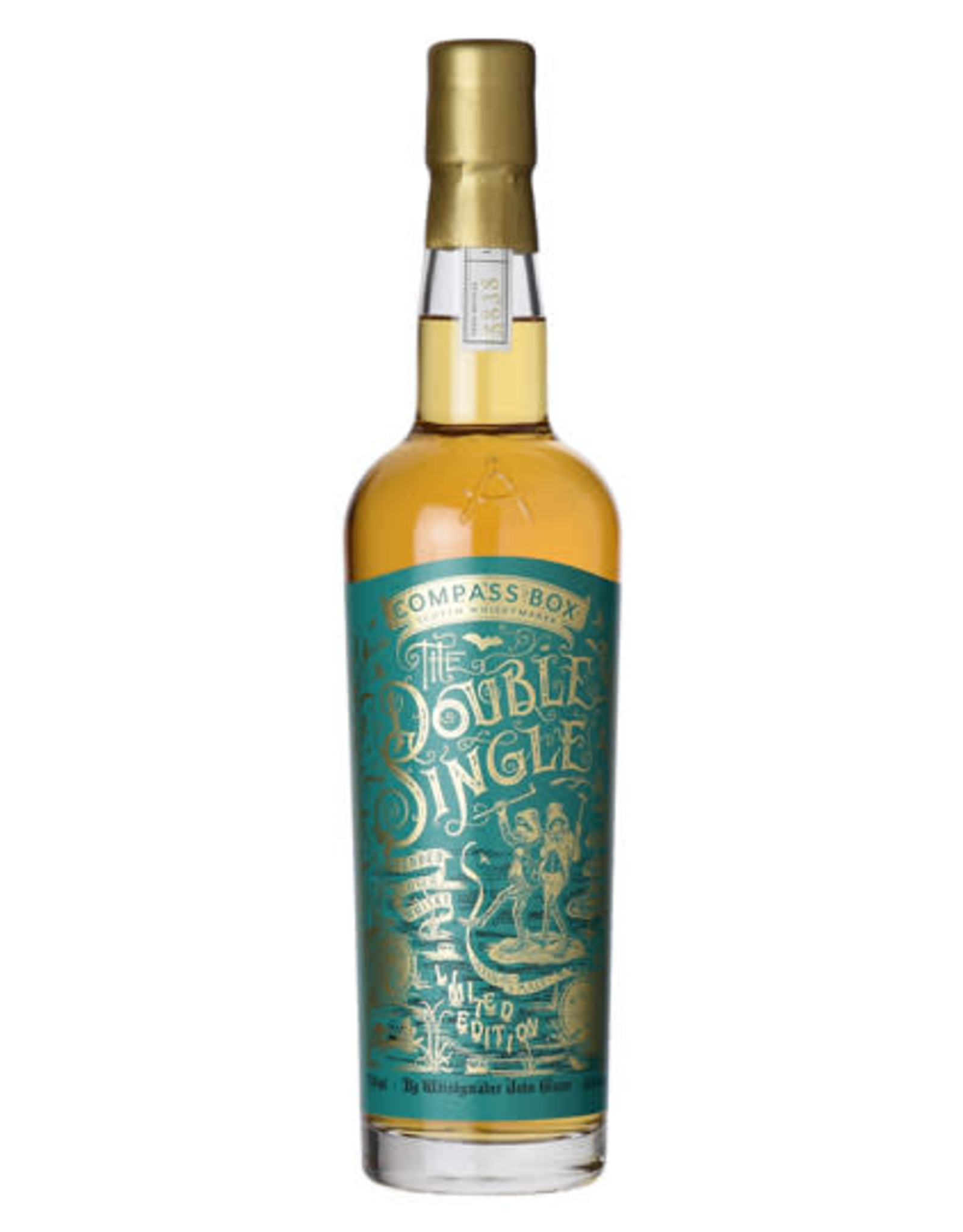 COMPASS BOX THE DOUBLE SINGLE 750 ML