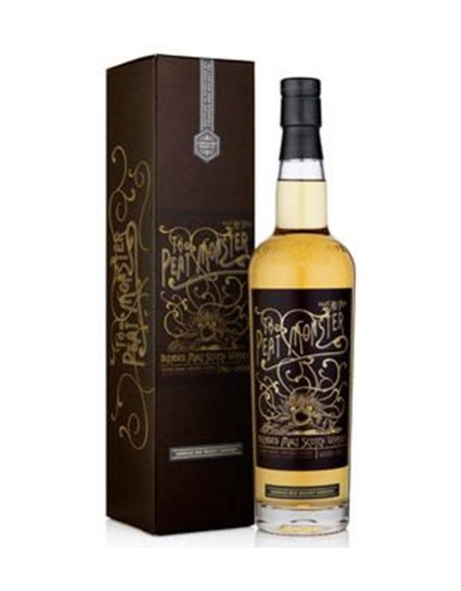COMPASS BOX THE PEAT MONSTER 750 ML