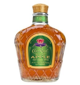 CROWN ROYAL APPLE 750ML