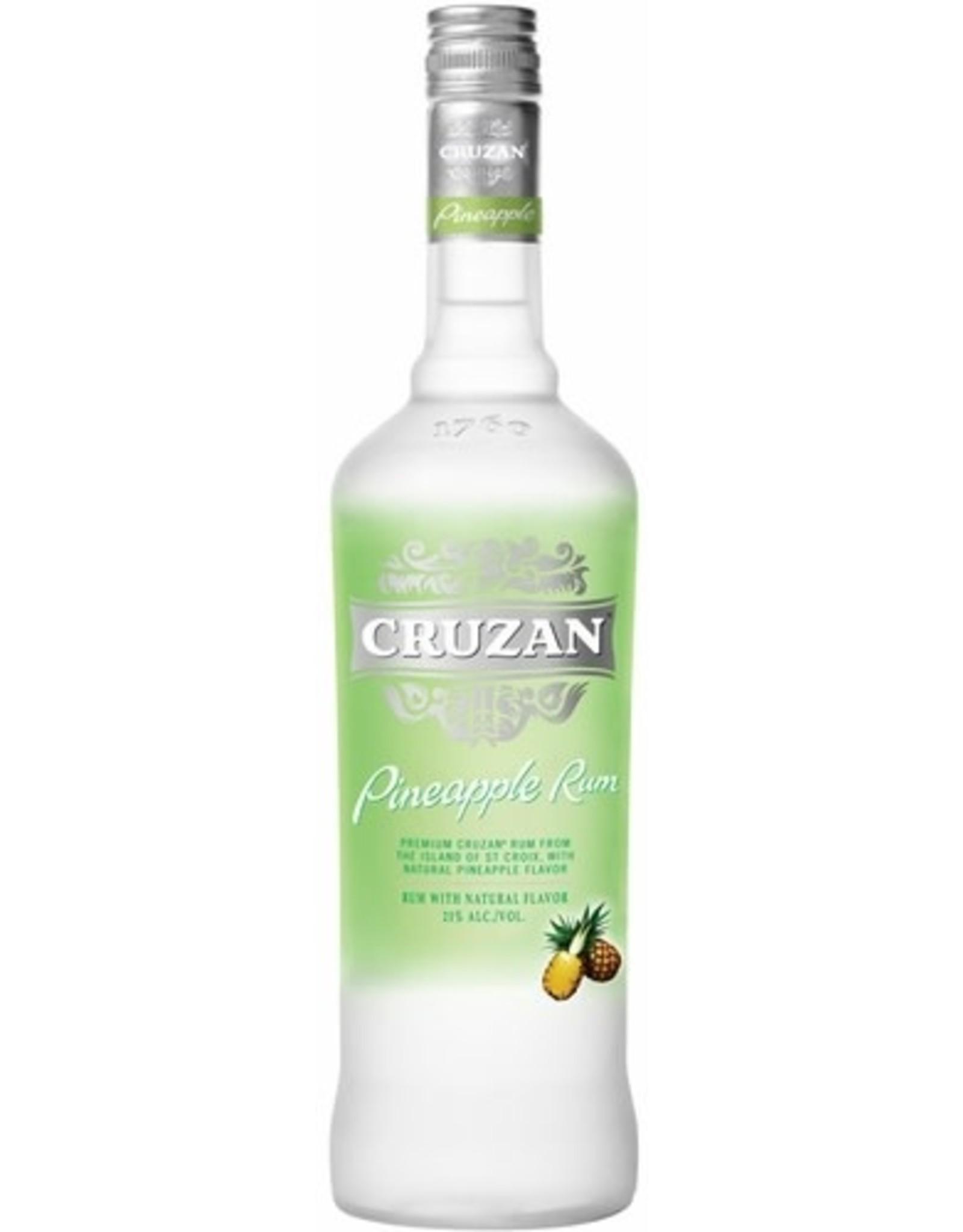 CRUZAN PINEAPPLE RUM 1L