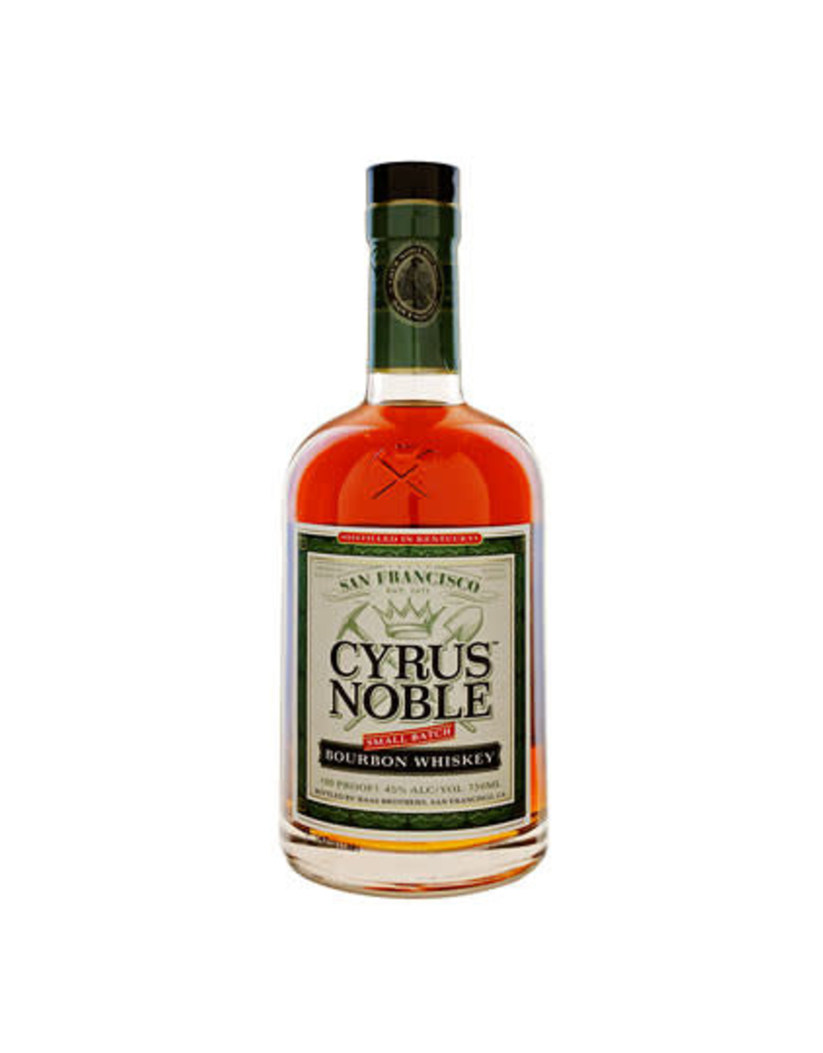 CYRUS NOBEL BURBON 750mL