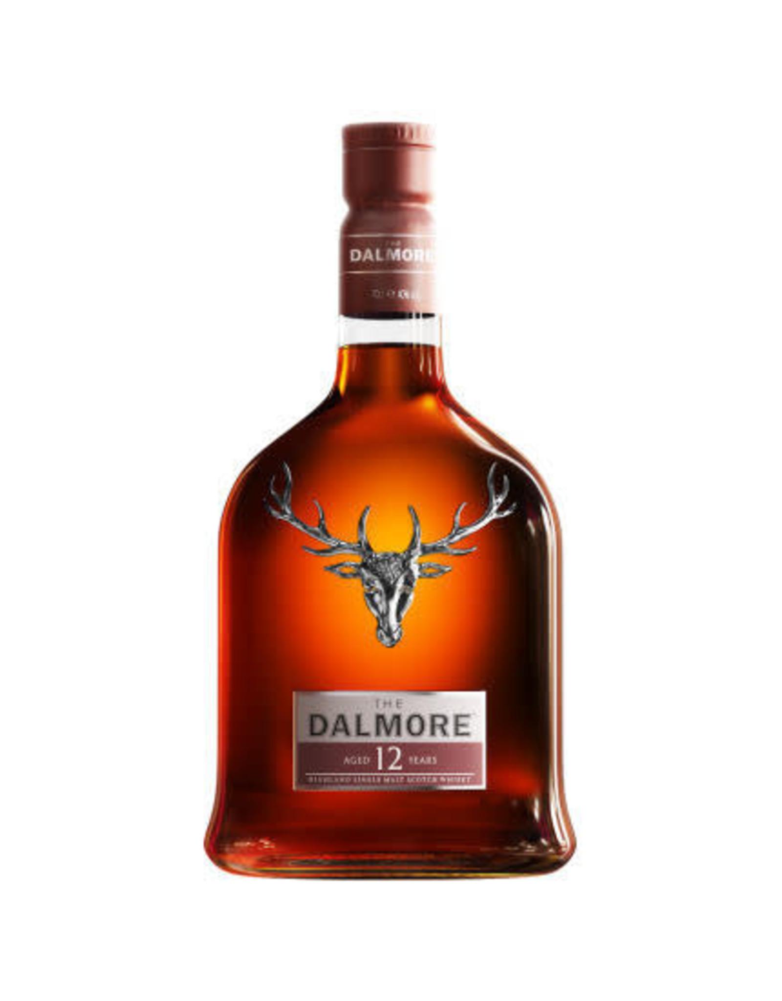 DALMORE 12YR SCOTCH 750ML