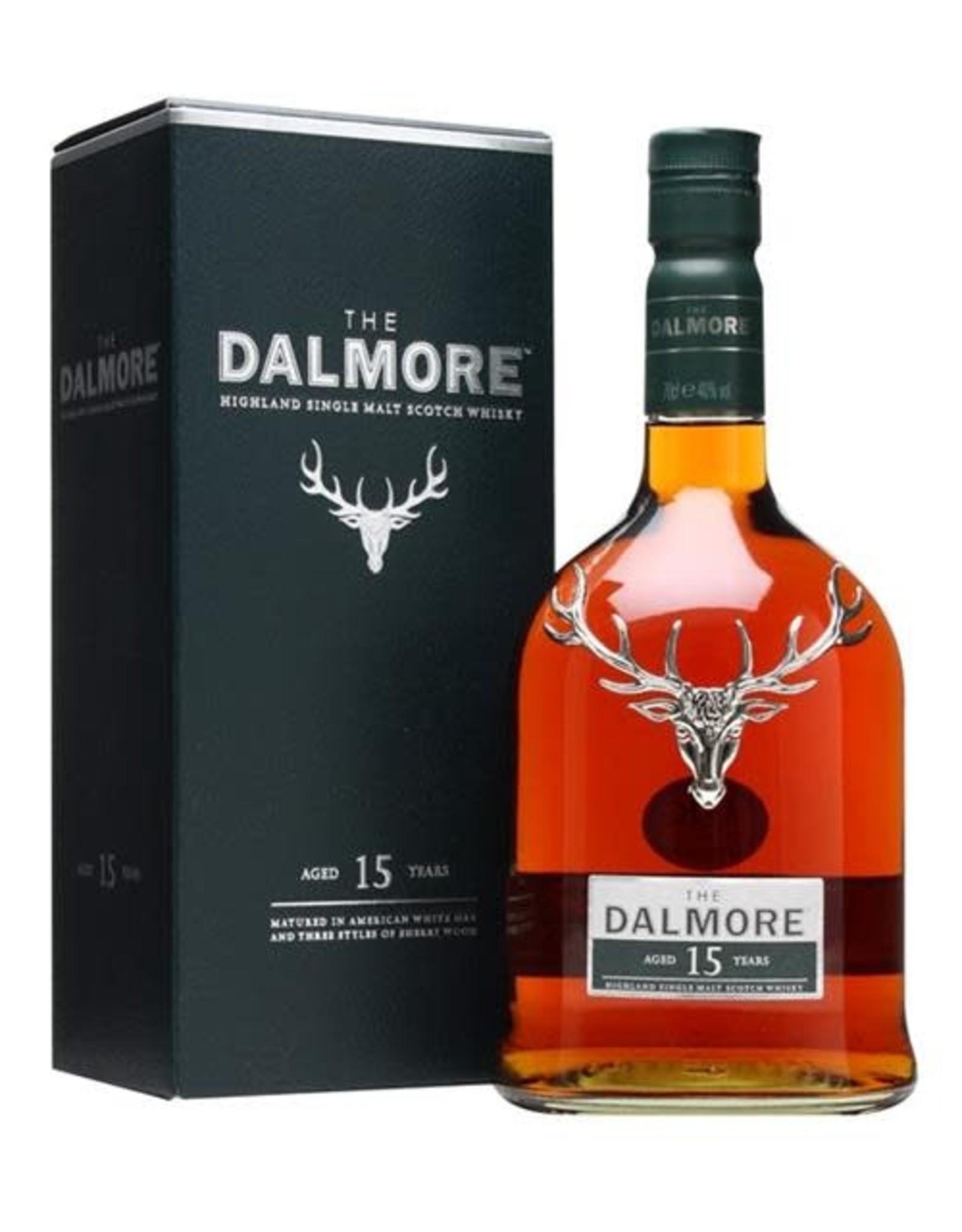 DALMORE 15YR SCOTCH 750ML