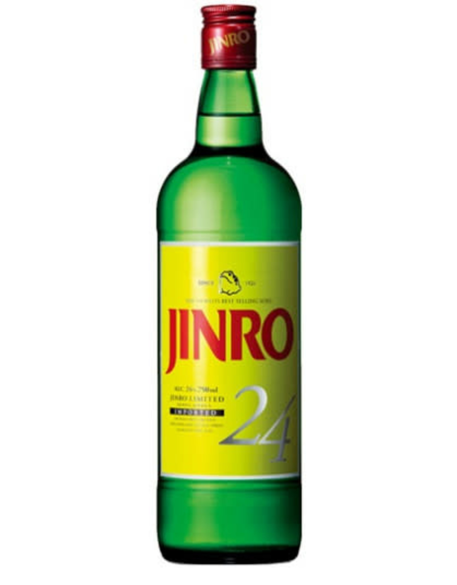 JINRO SOJU 24 750ML