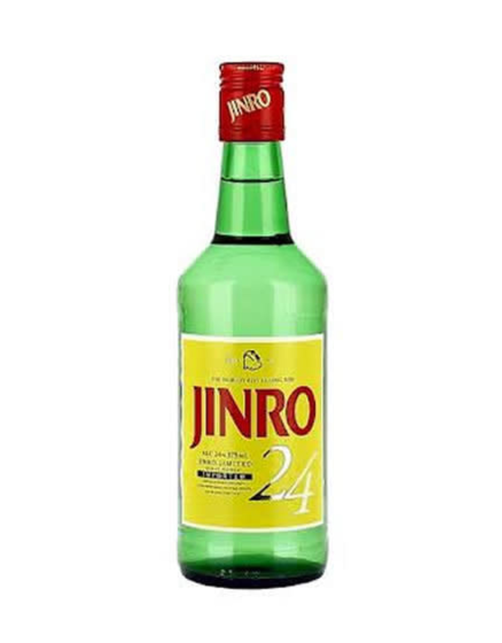 JINRO SOJU 24 375mL