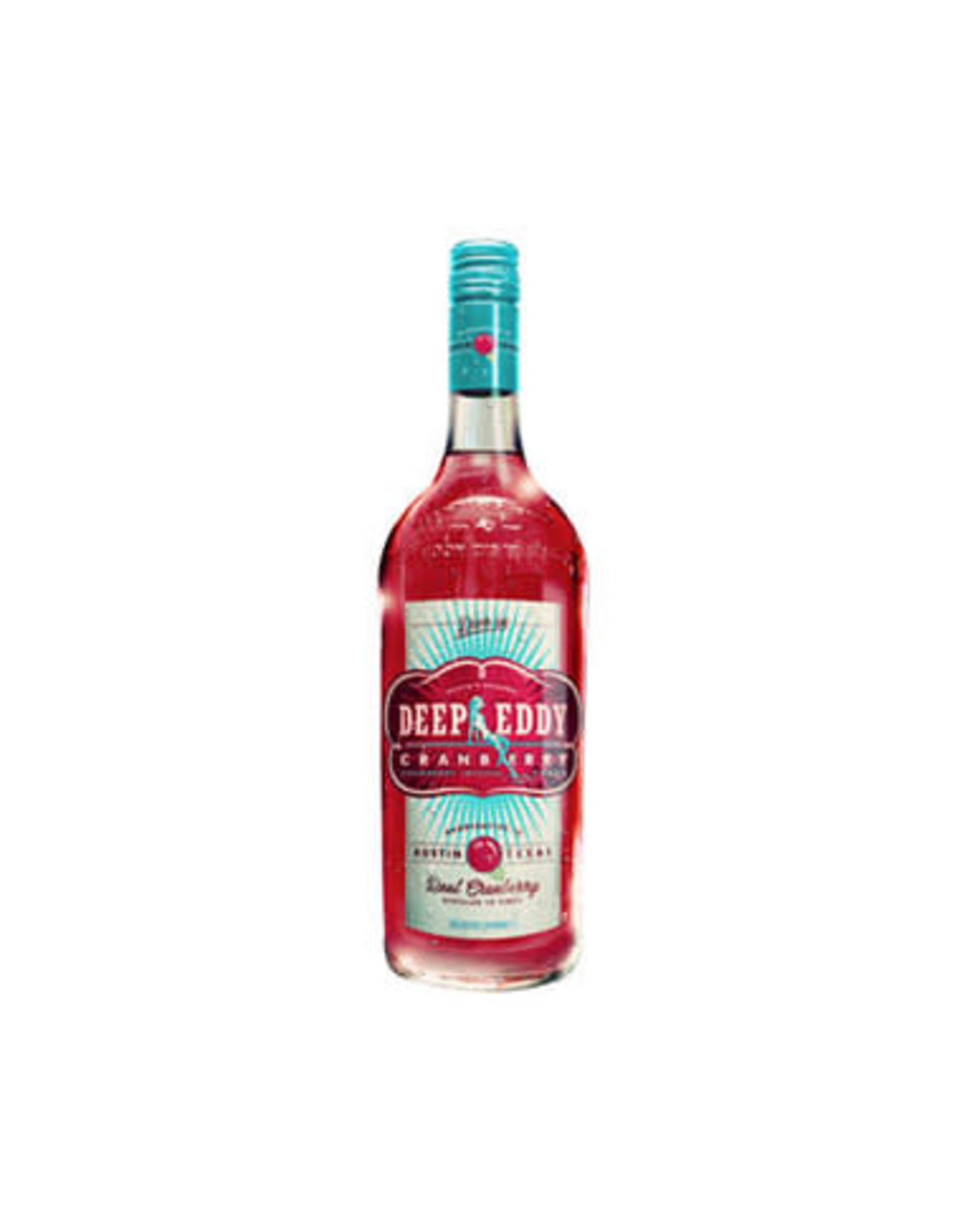 DEEP EDDY CRANBERRY VODKA 750ML