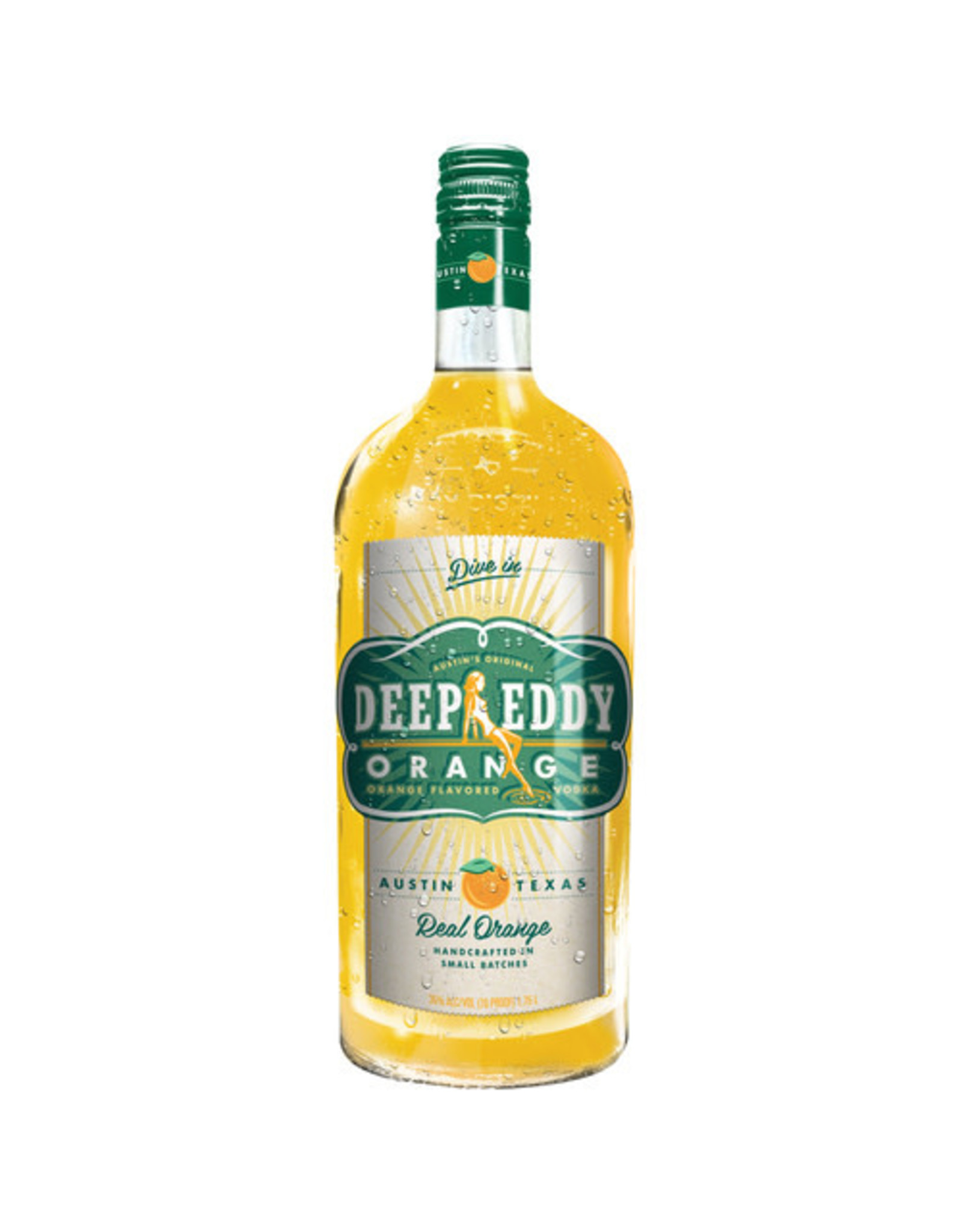 DEEP EDDY ORANGE VODKA 1.75L