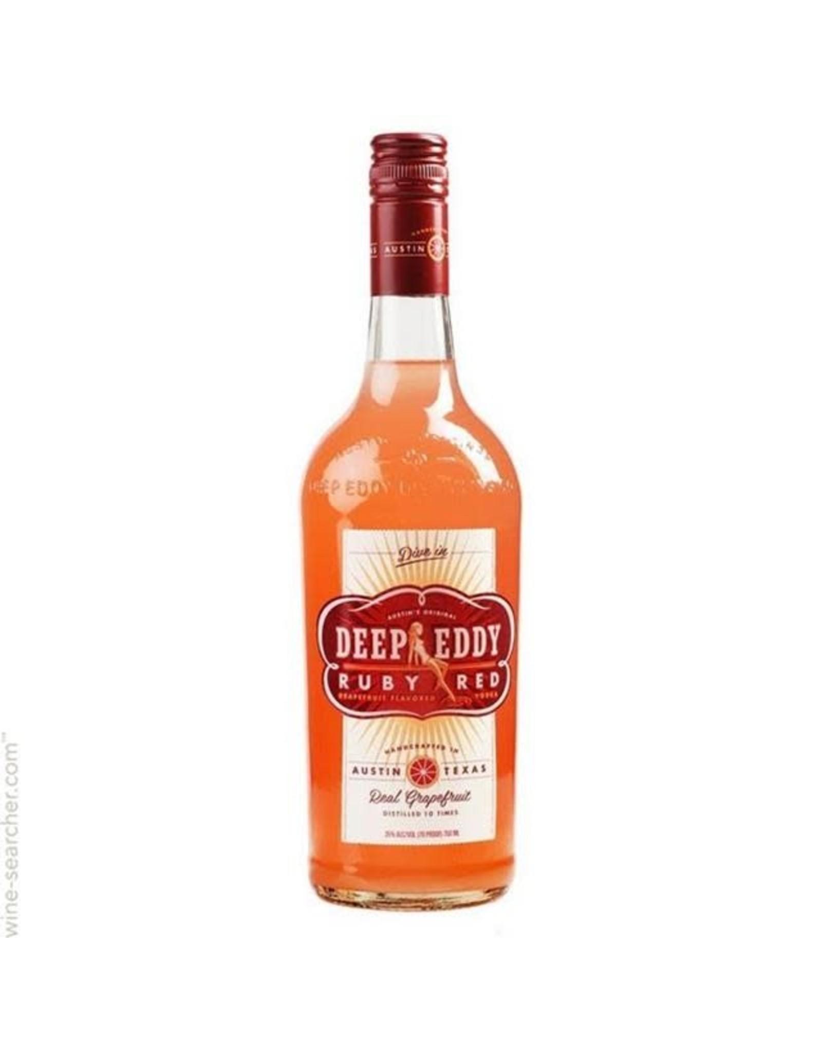 DEEP EDDY RUBY RED 375ML