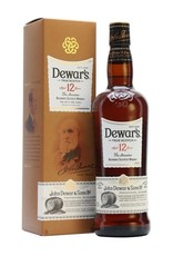 DEWARS 12 YEAR SCOTCH 750ML