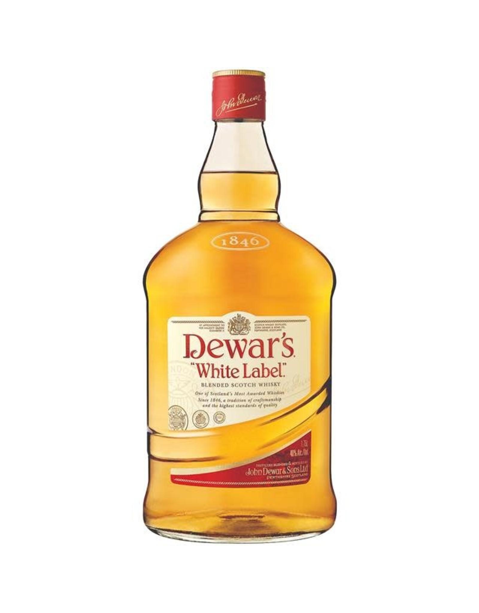 DEWARS WHITE LABEL SCOTCH 1.75L