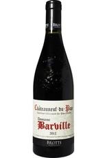 Domaine Barville Chat Du Pape 2012