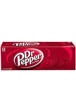 Dr Pepper 12 Pack Cans