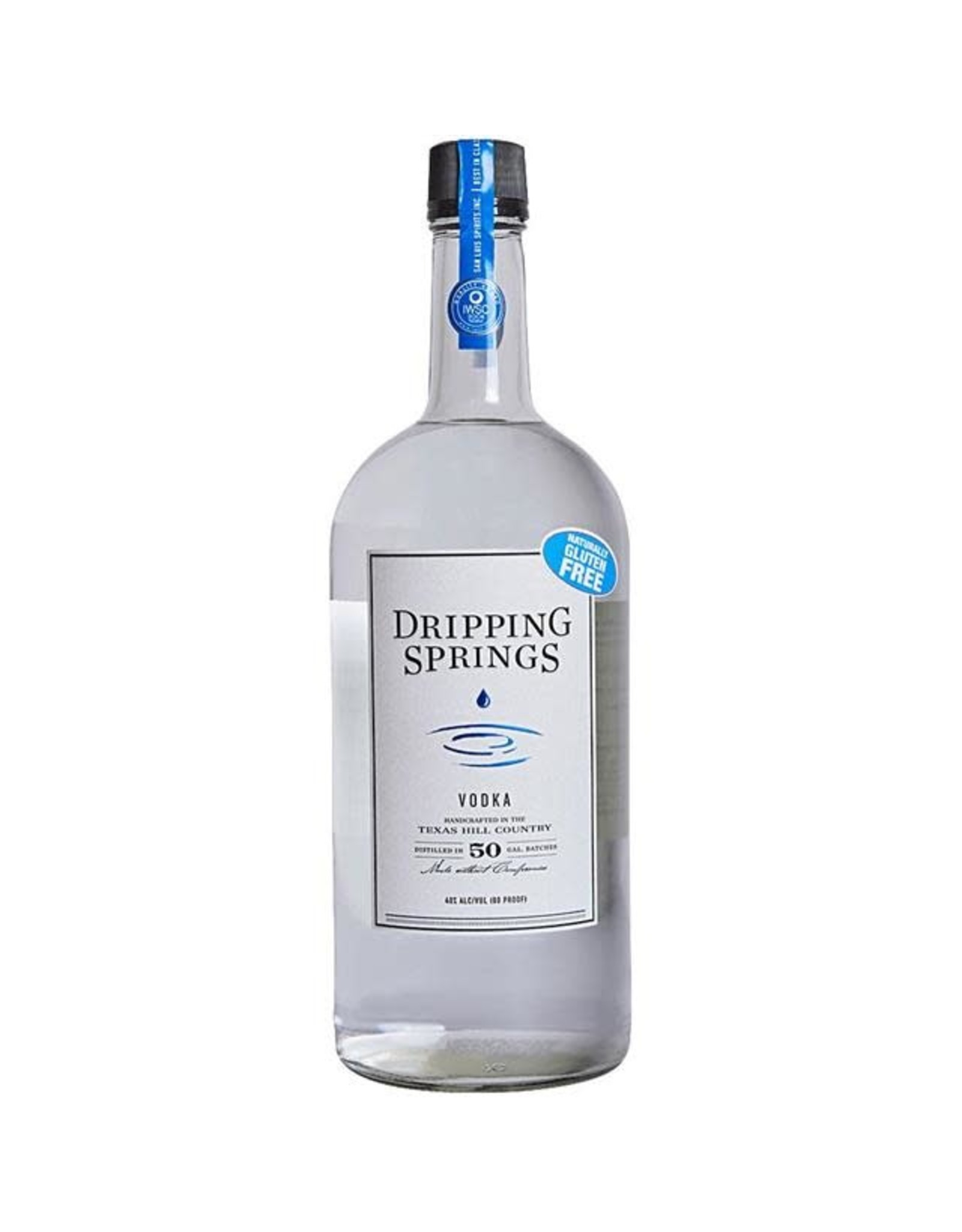 DRIPPING SPRINGS VODKA 1.75L