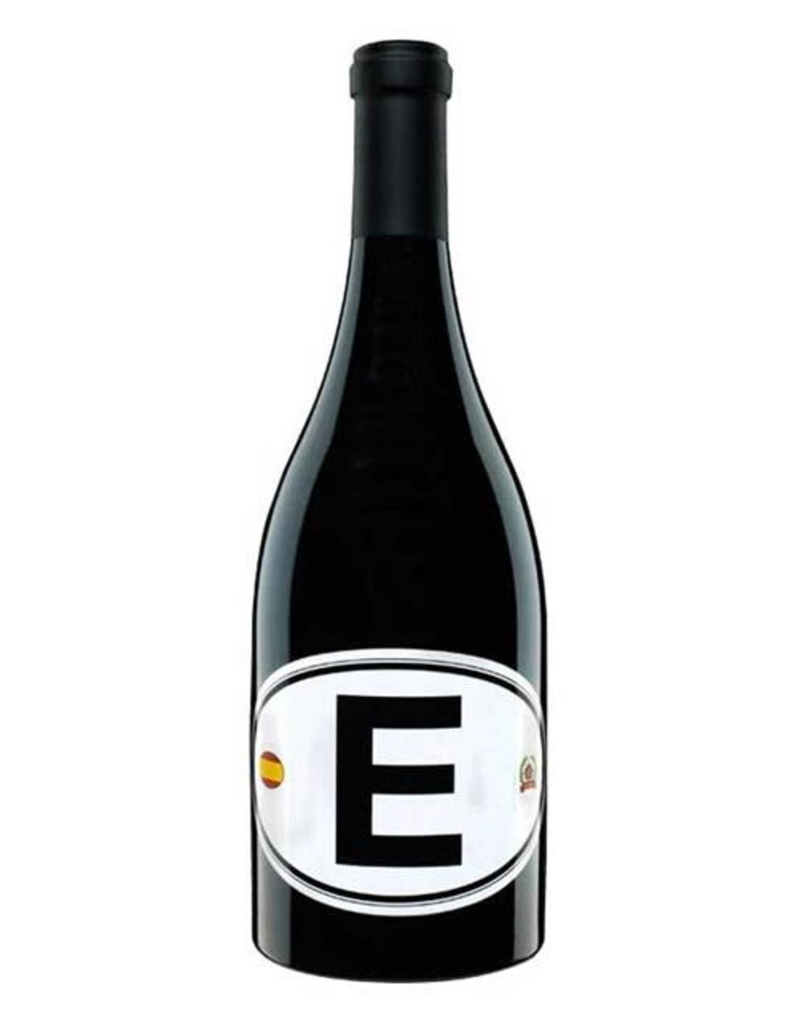 E SPANISH RED WINE 750ML
