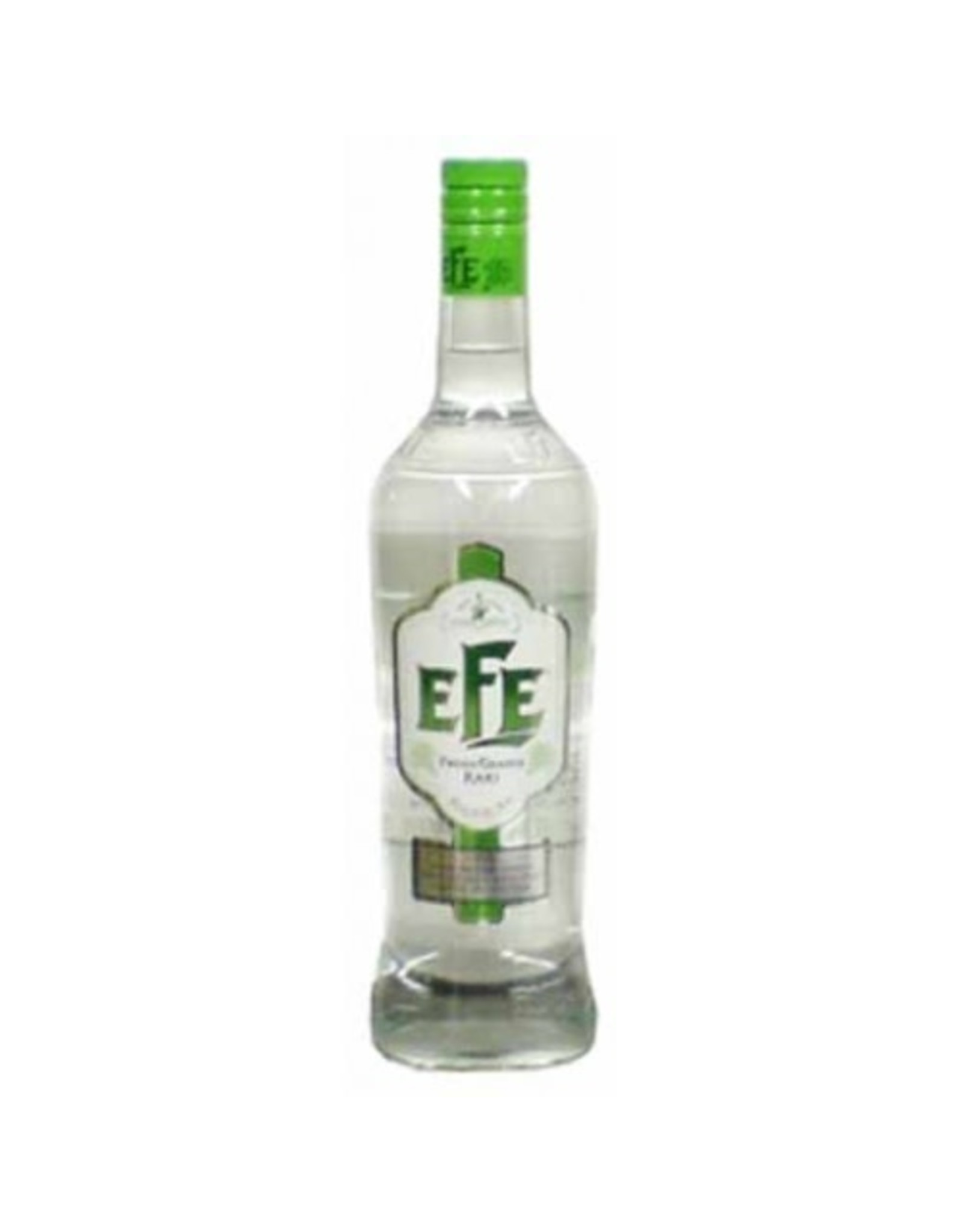 EFE-RAKI FRESH GRAPES GREEN 750ML