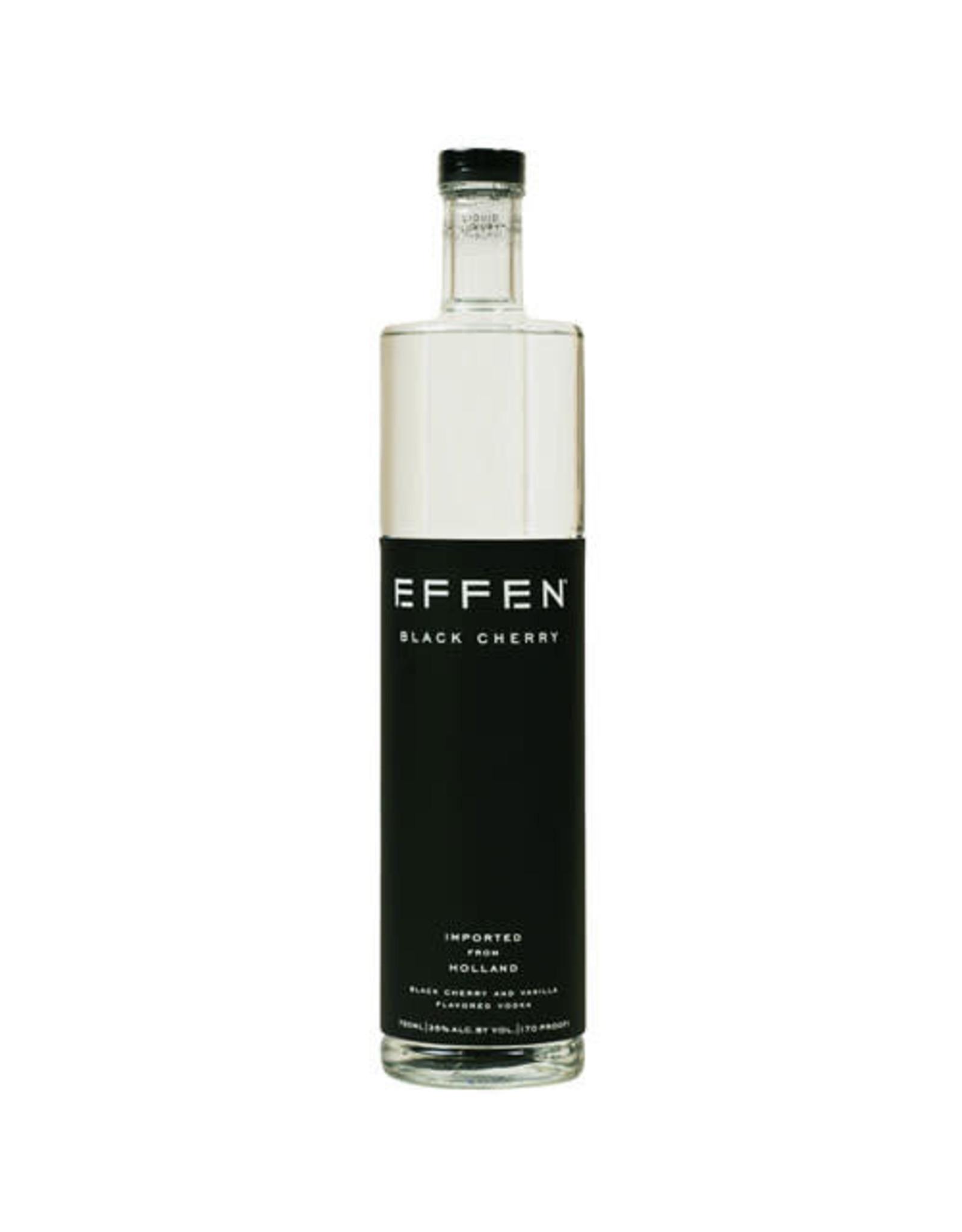 EFFEN BLACK CHERRY VODKA 750ml